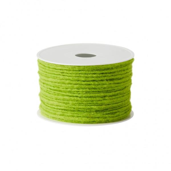 may green Wool wick