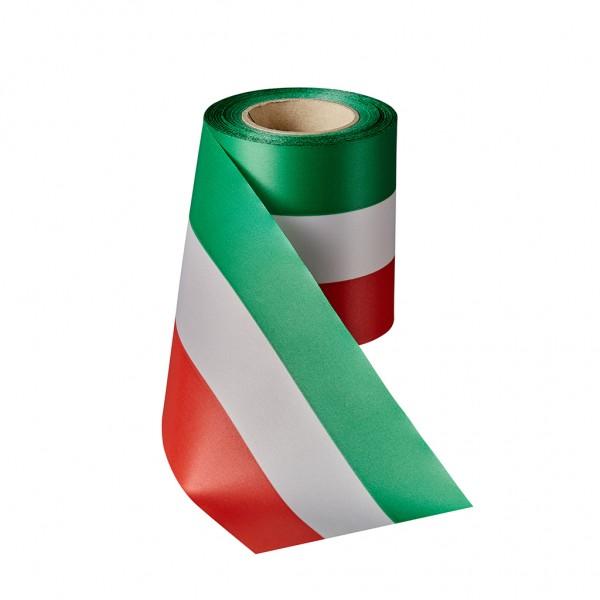 green-white-red Super Satin