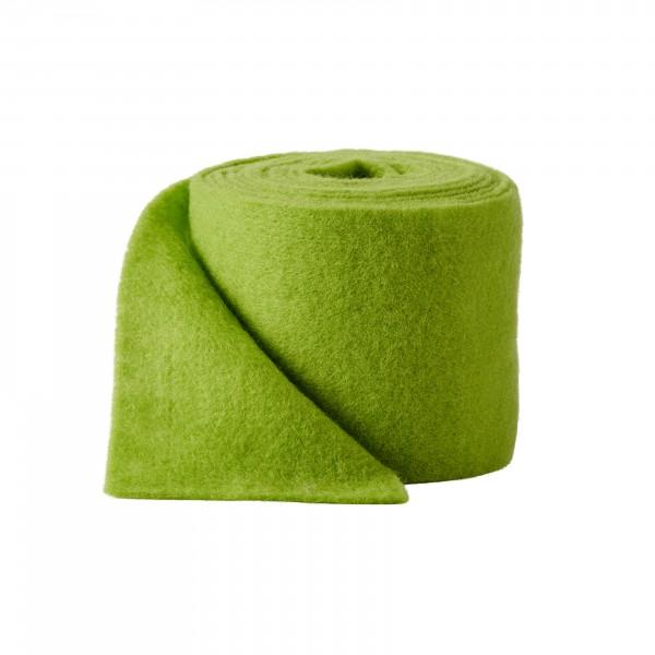 apple green Wool fleeze (heavy fleeze)