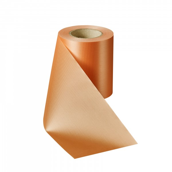apricot Satin without border