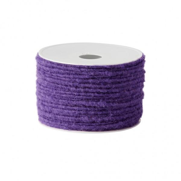 purple Wool wick