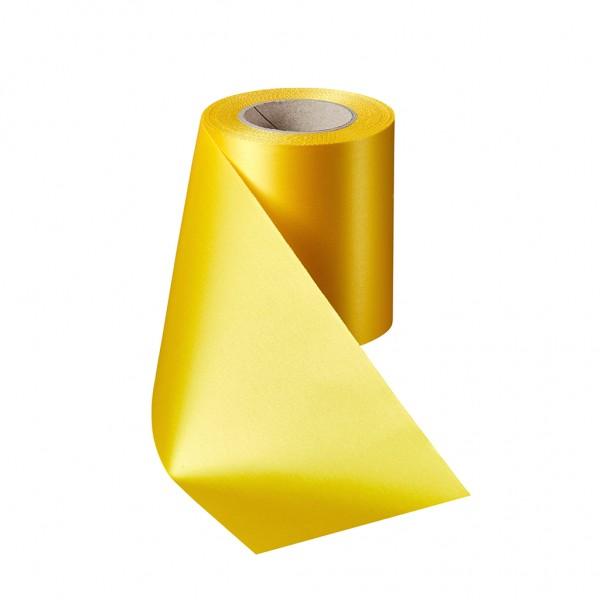 gelb Super-Satin ohne Rand