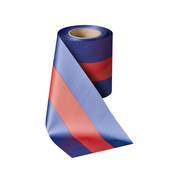 blue-red-blue Super Satin