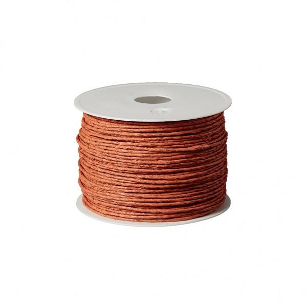 terracotta paper wire (crazy paper)