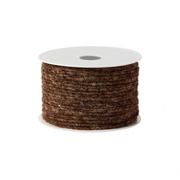 brown Wool wick