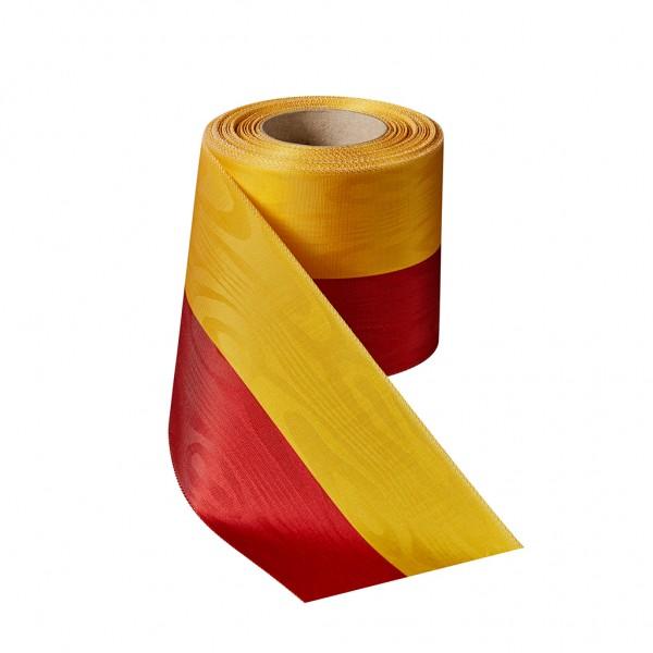 rot-gelb Moiré