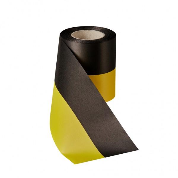 black-yellow Super Satin