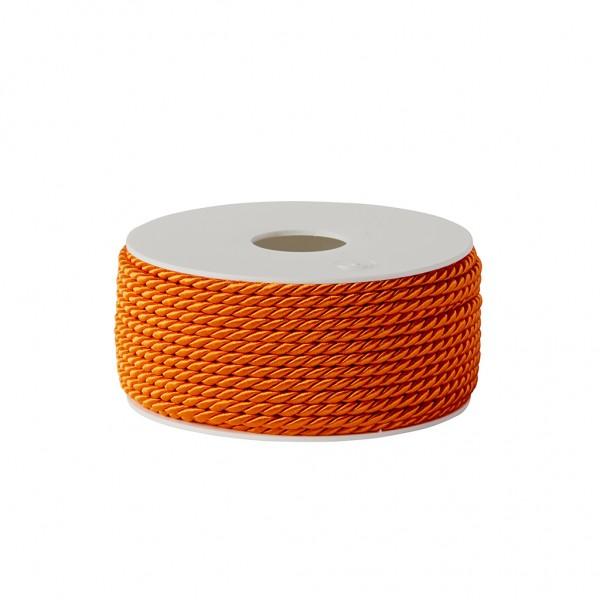 orange glossy cord