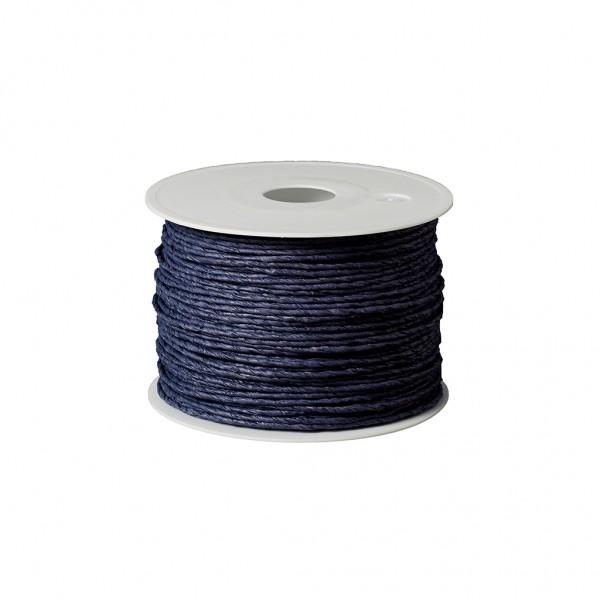 gentian blue paper wire (crazy paper)