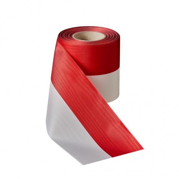 red-white Moiré