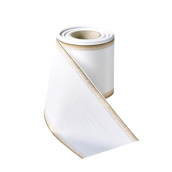 white Moiré with border