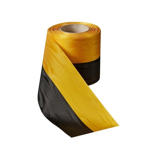 black-yellow Moiré