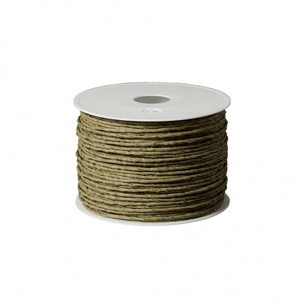 olive paper wire (crazy paper)