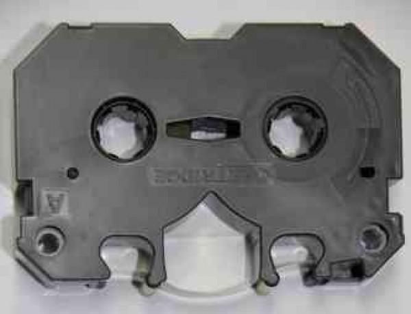 Black cartridge refilled