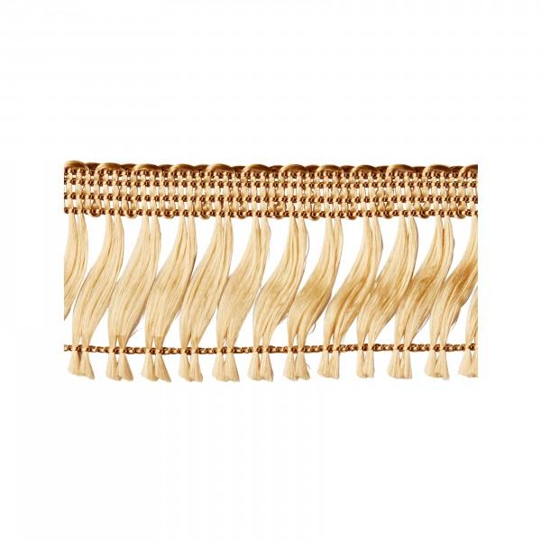 Quast fringe antique gold not adhesive