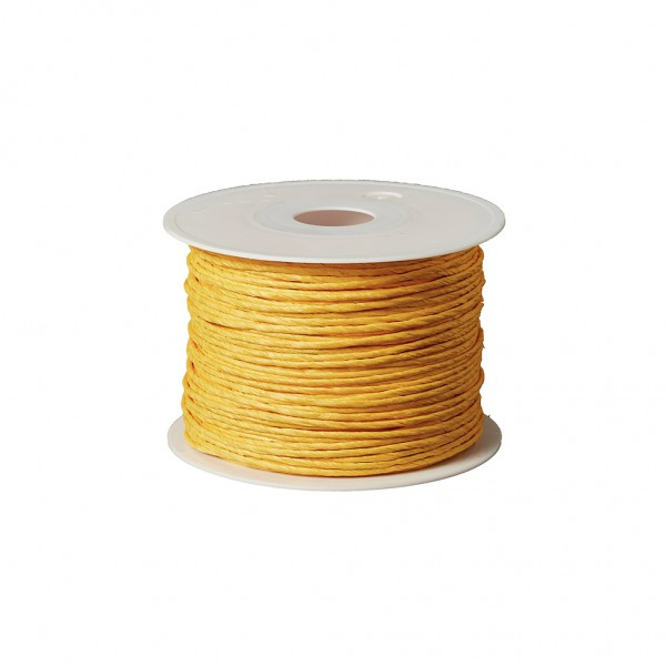 yellow paper wire (crazy paper)
