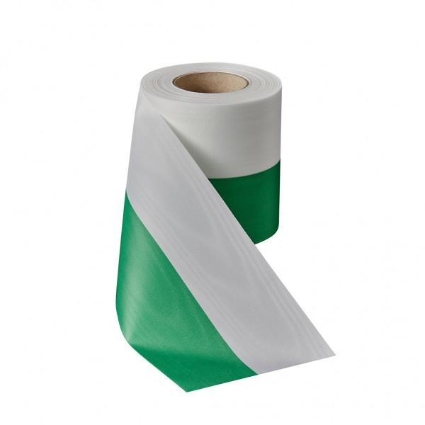 green-white Moiré