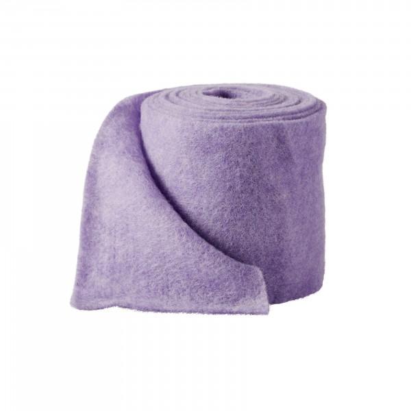 lilac Wool fleeze (heavy fleeze)