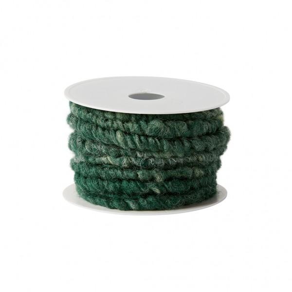 fir melange wool cord