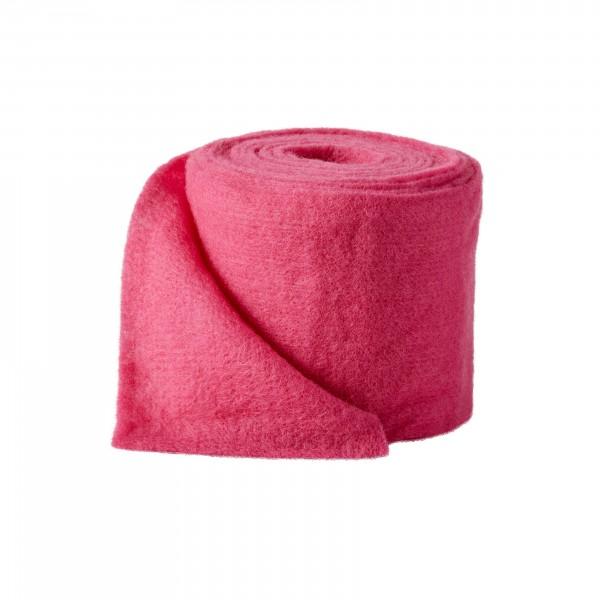 pink Wool fleeze (heavy fleeze)