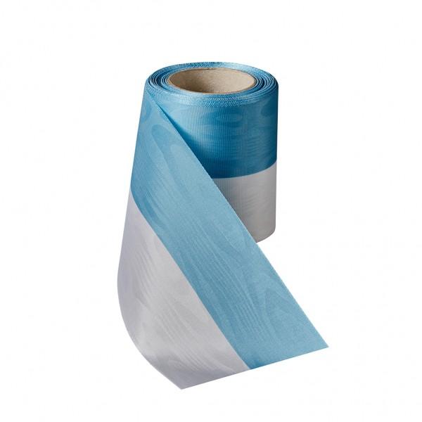 light blue-white Moiré
