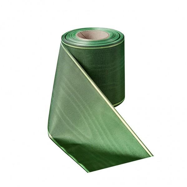 medium green Moiré with border